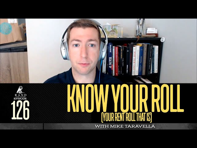 Know Your Rent Roll