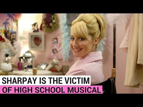 New High School Musical Fan Theory About Sharpay Goes VIRAL!