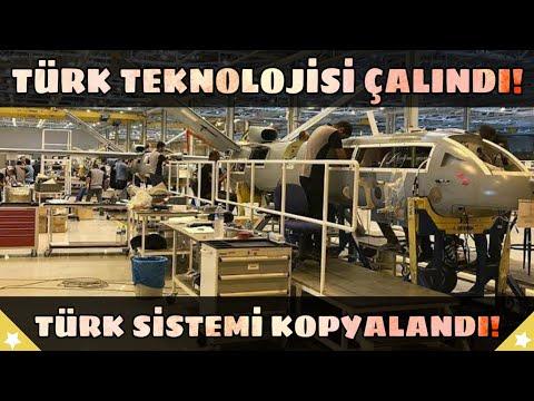 Türk Teknolojisi Çalındı! Türk Sistemi Kopyalandı!