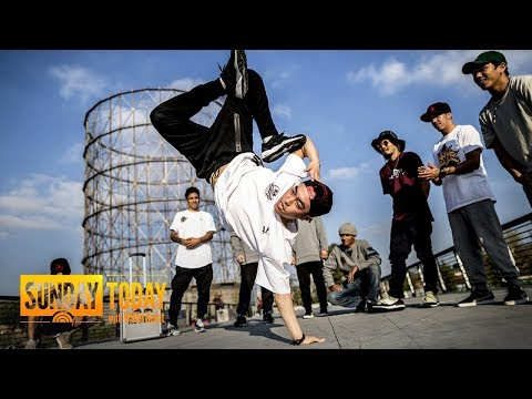 Breakdancing Has Become Big Business – And It's Heading To The Olympics | Sunday TODAY thumbnail