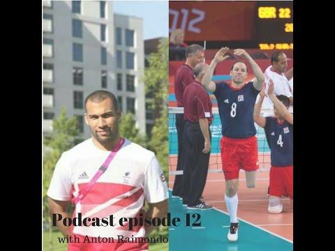 Paralympian Anton Raimondo - Podcast episode 12