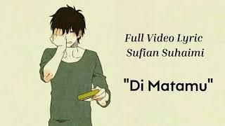 Lagu Malaysia dengan view tercepat SUFIAN SUHAIMI DI MATAMU