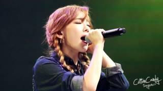 Gambar cover [fancam] 141007 Taeyeon - Only U WAPOP