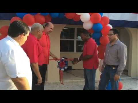 International College of the Cayman Islands and MLA Office Opening