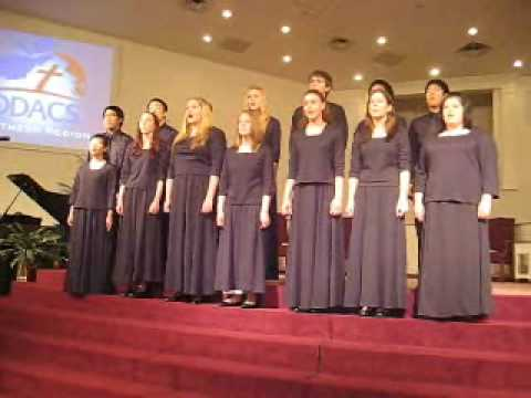 Leesburg Christian School Choir