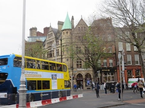 Dublin, Ireland in SEVEN MINUTES! Food, sights, people!!!
