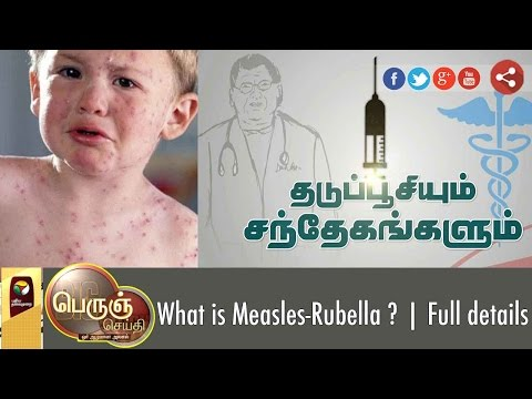What is Measles-Rubella ? | Full details