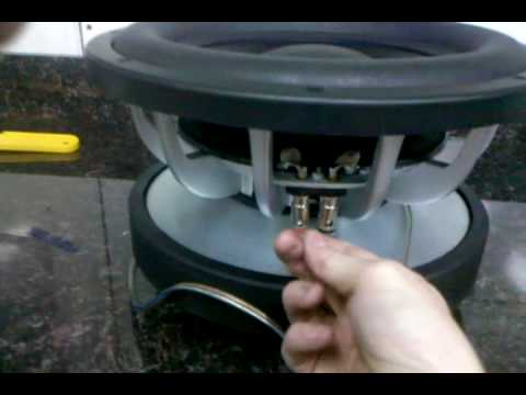 1ohm wiring for Fi Car Audio Speakers! - YouTube