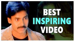Pawankalyan's Best Inspiring Video || Balu Movie  || Neha Oberoi || Pawan Kalyan || Shalimarcinema