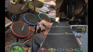 The Unforgiven 100% FC Expert Drums Guitar Hero Metallica