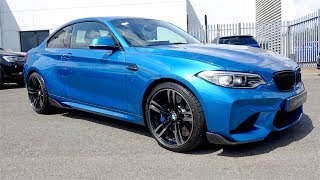 BMW M2 Coupe with M-Performance accessories
