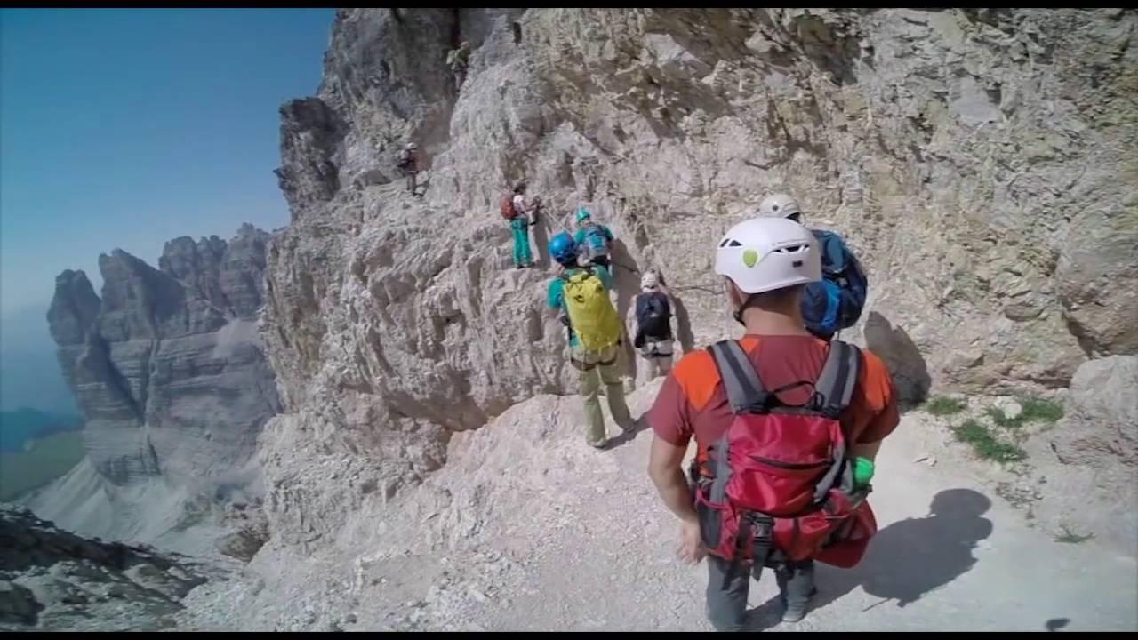 Klettersteig Drei Zinnen : Rundtour drei zinnen sextner dolomiten wandern südtirol