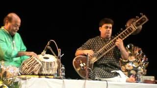 Ustad Sabir Khan and Sri Anjan Saha @ ICCR part 1