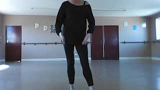 Adult Tap Warm-Up
