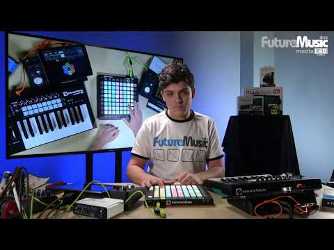"Sergio Álvarez, Launchpad App - iElectribe | ""Late Thursday Session"" @ FutureMusic media[LAB]"