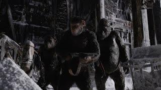 Планета обезьян: Война (2017) Русский Трейлер #2...