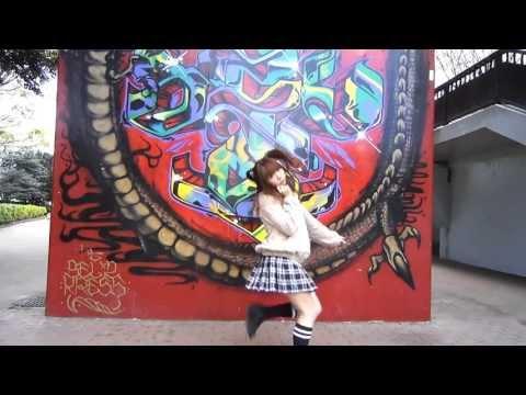 台湾【HINAKO】ドキドキ踊ってみた記念@日本【千本桜、First Kiss!】