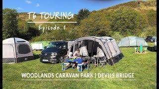 Devils Bridge, Wales. T6 Camping May 2019