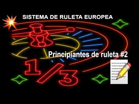 Excelente sistema !! 🤑 El sistema de Ruleta Ley del Tercio 🔥 Principiantes de ruleta #2 🎓