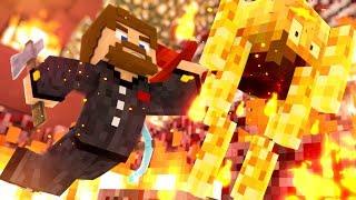Евгеха и Ачивки 2 #8 - Captive Minecraft 2 - ДОГОНЯЛКИ В АДУ С БЛЕЙЗАМИ