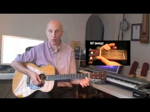 How To Play Two Simple Chords (This Old Man) - YouTube