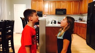 TRY NOT TO LAUGH CHALLENGE | PHILLIPS FamBam Challenges