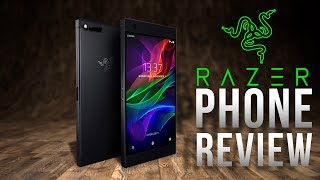 The Razer Phone Review