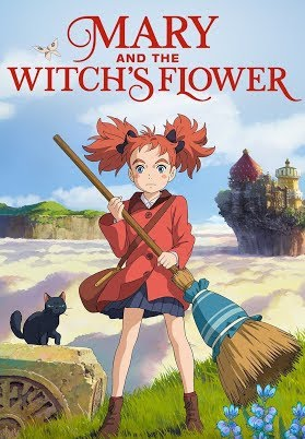 Résultats de recherche d'images pour « mary and the witch's flower »