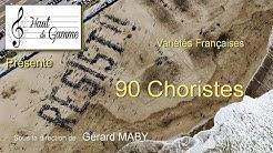 ' Résiste ' Michel Berger  Chorale 'haut de gamme '   Pernes les Fontaines (84)
