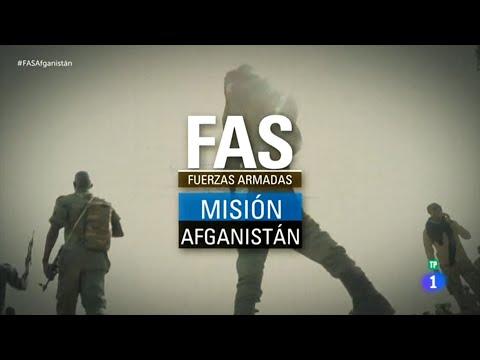 6º FAS. Misión en Afganistán