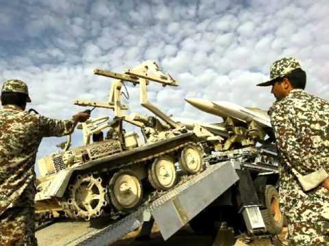 IRAN ARMY POWER