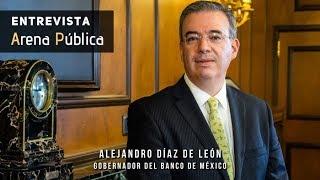 Usar a Banxico para otros objetivos es ir hacia una crisis: Díaz de León