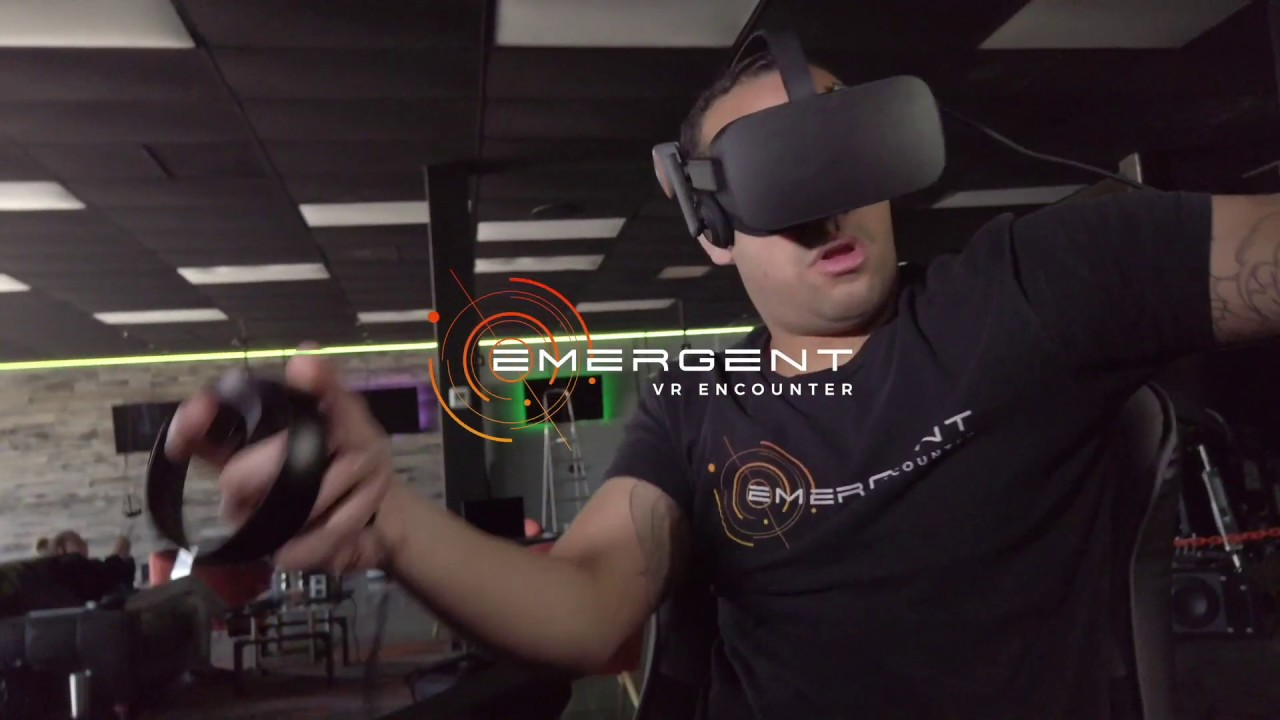 Roto In Use – Emergent VR Encounter