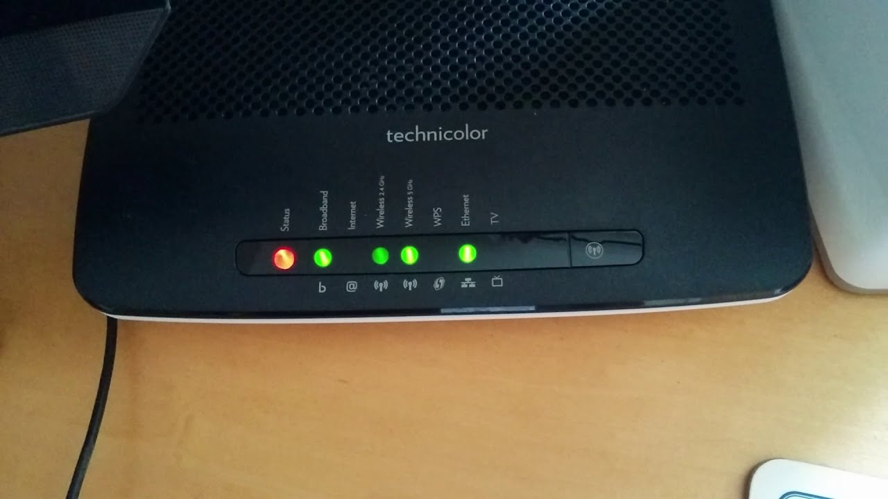 thomson modem telia manual