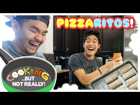 Thumbnail: Cooking, But Not Really: PIZZARITOS!