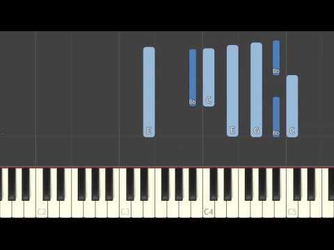 Ed Sheeran Save Myself piano part play-through (accompanies tutorial)