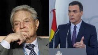 Soros quiere comerse a España e Hispanoamérica