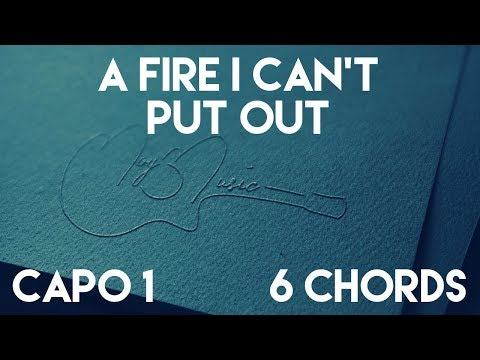 A Fire I Cant Put Out Guitar Chords - George Strait - Khmer Chords