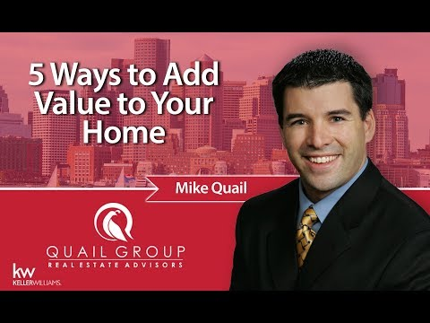 North Shore Real Estate Agent: 5 ways to add value to your home