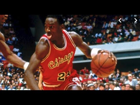 michael-jordan's-first-nba-game!-(goat!)