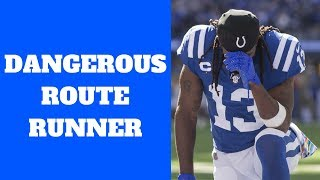 T.Y. HILTON Route Running Breakdown ( WR, Indianapolis Colts )