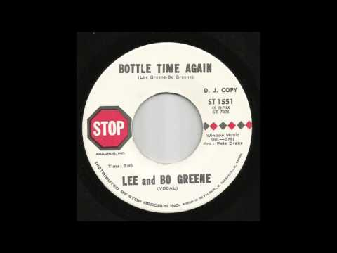 Lee & Bo Greene - Bottle Time Again