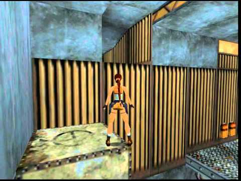 Tomb Raider II - Level 5 - Offshore Rig