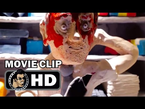 THE BELKO EXPERIMENT Claymation Short 4 (2017) Lee Hardcastle James Gunn HD