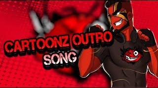 Cartoonz Outro song - Watching cartoonz up in my room (Full song)