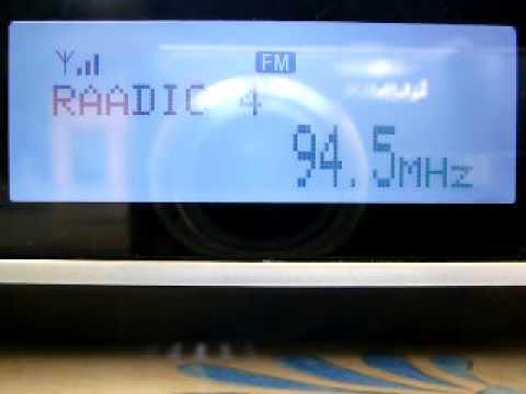 ERR Raadio 4 dynamic RDS PS and RT @ Tallinn 94,5 MHz