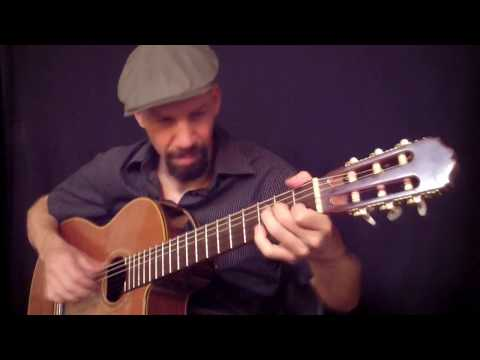 Check It Out John Cougar Mellencamp Fingerstyle Acoustic Cover By