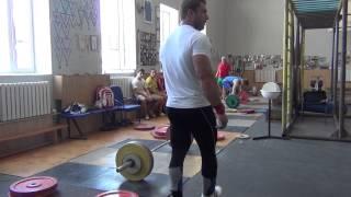 Klokov Dmitry & Rigert David