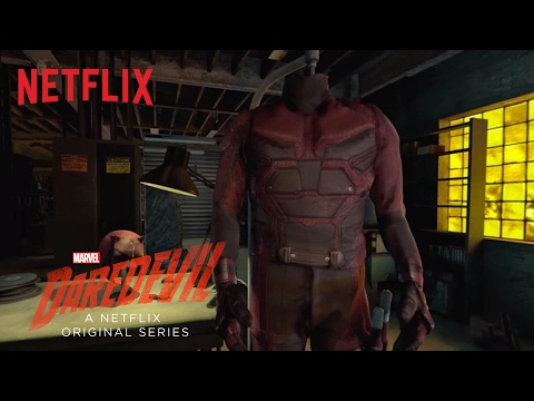 Marvel's Daredevil - Season 2 | Melvin Potter's 360 Workshop | Netflix