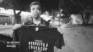 Filme Manifestação Professores RJ - Causas e Efeitos